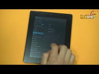 Обзор 8-дюймового планшета Prestigio MultiPad 8.0 3G Note